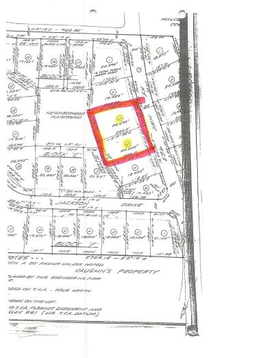 Gilbertsville KY Residential Lots & Land For Sale: $27,000