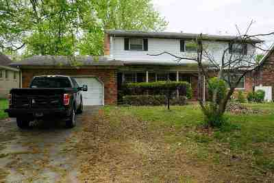McCracken County Single Family Home Contract Recd - See Rmrks: 2509 Trimble Street