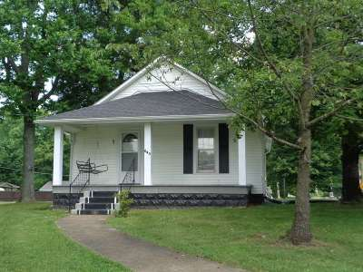 McCracken County Single Family Home For Sale: 640 Hayden Ave