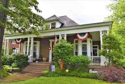 Paducah Single Family Home For Sale: 2103 Jefferson Street