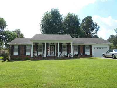 Mayfield Single Family Home Contract Recd - See Rmrks: 1225 Sunnyside Drive