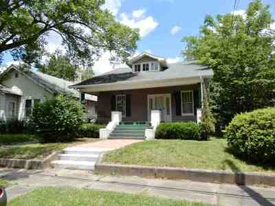 McCracken County Single Family Home For Sale: 314 S 19 Th