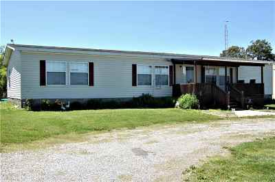 Manufactured Home For Sale: 1356 Carrsville Road