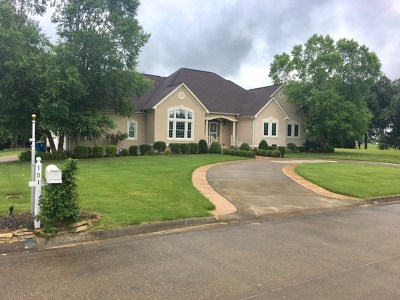 Benton Single Family Home For Sale: 151 Masters Circle