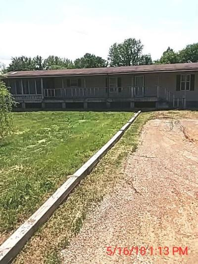 McCracken County Manufactured Home For Sale: 7172 Lightfoot Road