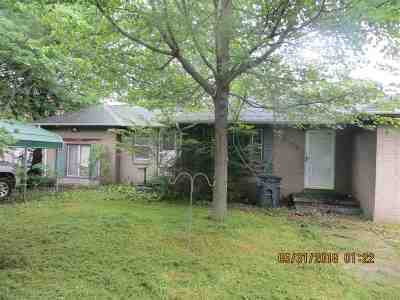 Ballard County Single Family Home For Sale: 6123 Woodville Road