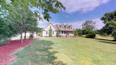 Mayfield Single Family Home For Sale: 5035 Hopewell Rd