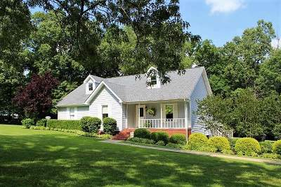 Marshall County Single Family Home Contract Recd - See Rmrks: 621 Green Oaks Ln
