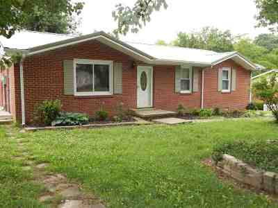 Calvert City KY Single Family Home For Sale: $119,900
