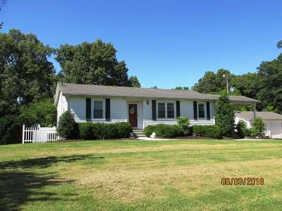 McCracken County Single Family Home Contract Recd - See Rmrks: 1041 Bleich Road