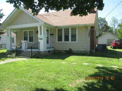 Mayfield Single Family Home For Sale: 218 Backusburg Road