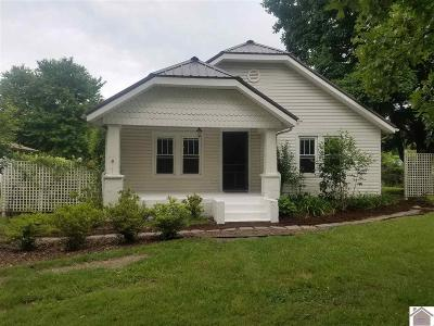 Benton Single Family Home For Sale: 128 Boone Hill Road