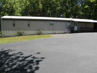 Eddyville Manufactured Home For Sale: 66 Curve Road