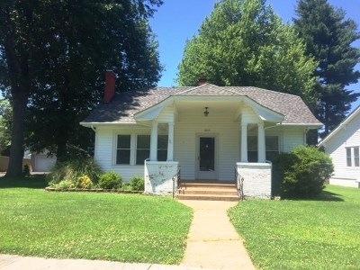 Paducah Single Family Home For Sale: 3229 Jefferson Street