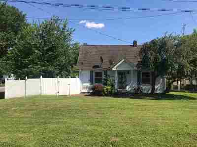 Paducah Single Family Home For Sale: 2902 Ohio St
