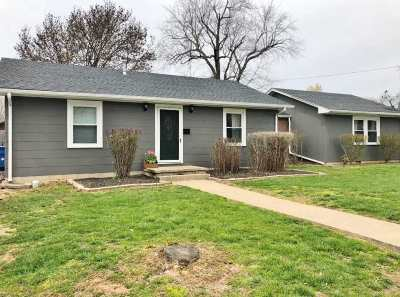 Caldwell County Single Family Home Contract Recd - See Rmrks: 209 N McNary St