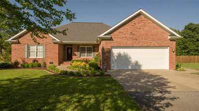 Paducah Single Family Home For Sale: 155 Camden Way