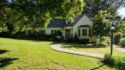 Paducah Single Family Home For Sale: 318 N 38th Street