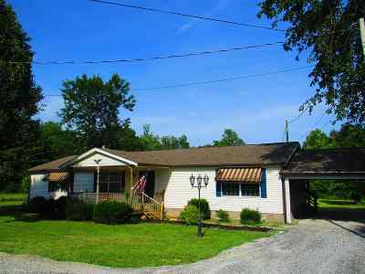 Paducah Manufactured Home For Sale: 4100 Maxon Road