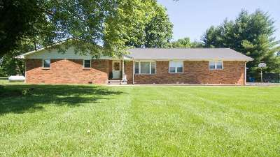 Calvert City Single Family Home For Sale: 1138 Old Calvert City Rd