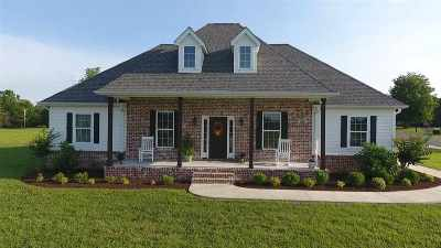 Benton Single Family Home Contract Recd - See Rmrks: 24 Hill Creek Lane