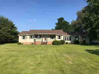 McCracken County Single Family Home Contract Recd - See Rmrks: 4200 Woodland Hill Dr