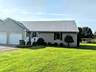 McCracken County Condo/Townhouse For Sale: 8872 Old Hinkleville Road