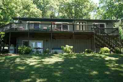 Livingston County, Lyon County, Trigg County Single Family Home For Sale: 146 Hayden Drive