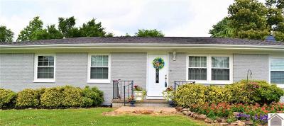 McCracken County Single Family Home For Sale: 118 Longview Drive