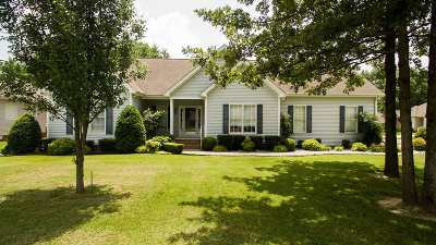 McCracken County Single Family Home For Sale: 8230 Danube