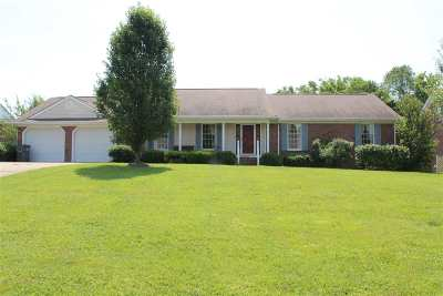 Paducah Single Family Home Contract Recd - See Rmrks: 3640 N Brian