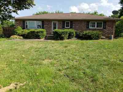 McCracken County Single Family Home For Sale: 222 Summit Drive
