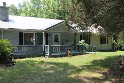 Eddyville Single Family Home For Sale: 116 Enfield