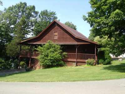 Livingston County, Lyon County, Trigg County Single Family Home For Sale: 61 Driftwood Drive