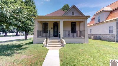Paducah Single Family Home For Sale: 530 Harahan Blvd