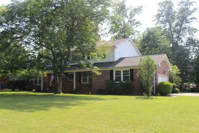 Murray Single Family Home For Sale: 800 Minerva