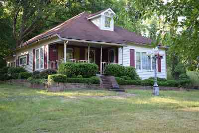 Smithland, Tiline Single Family Home For Sale: 1224 U.s. Hwy 60 E