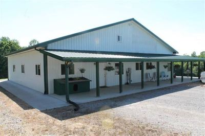 Lyon County Farm For Sale: 2367 St Rt 93 North