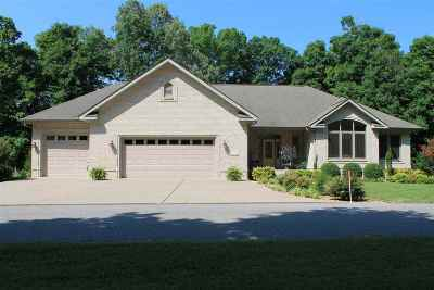 Eddyville Single Family Home For Sale: 1156 Rolling Mills Rd