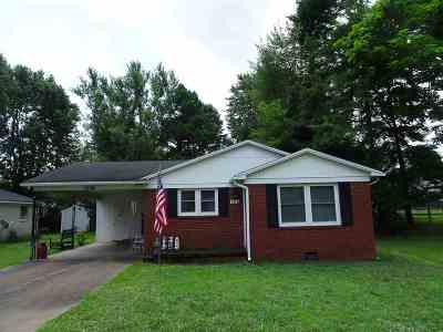 Mayfield Single Family Home For Sale: 306 Macedonia St