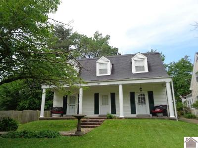 Paducah Multi Family Home For Sale: 369 Wallace Lane