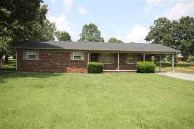 Benton Single Family Home For Sale: 103 Boatright Dr