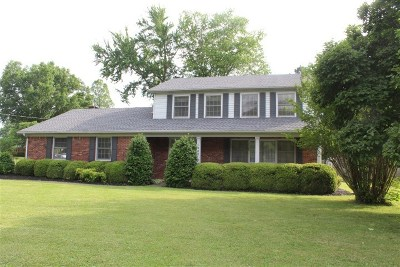 Murray Single Family Home For Sale: 1505 Kirkwood