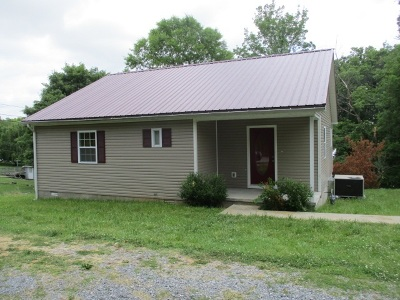 Cadiz KY Single Family Home For Sale: $87,000