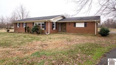 Benton Single Family Home For Sale: 1228 Moor's Camp Road