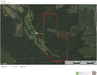 Calloway County Residential Lots & Land For Sale: Tan Court