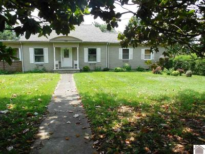 McCracken County Single Family Home For Sale: 208 Forest Circle