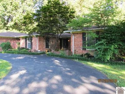 McCracken County Single Family Home For Sale: 4333 St. Charles Ct.