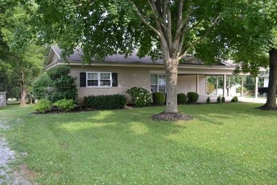 Benton Single Family Home Contract Recd - See Rmrks: 1303 Shelby McCallum Dr
