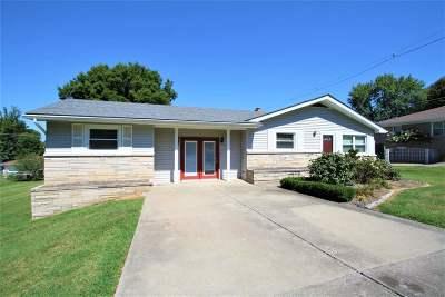 McCracken County Single Family Home For Sale: 3741 Springdale